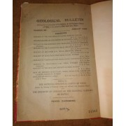 Bulletin of the geological survey of China. январь 1940 г.