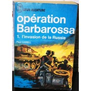 Книга Operation Barbarossa Paul Carell 1964 года 2 часть