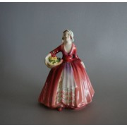 «Janet».   Royal Doulton, Англия