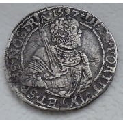 Silver rijksdaalder of West Friesland, 1597.